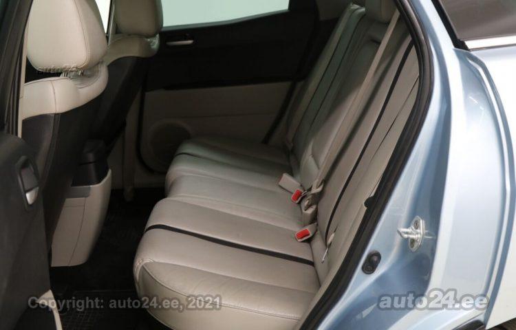 Osta kasutatud Mazda CX-7 Executive 4×4 2.3  191 kW  värv  Tallinnas