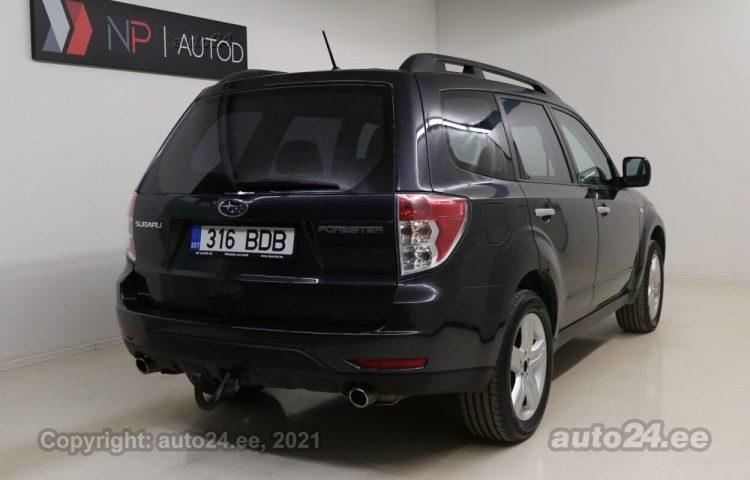 Osta kasutatud Subaru Forester ATM 2.0  110 kW  värv  Tallinnas