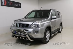 By used Nissan X-Trail ATM 2.5  124 kW 2007 color light gray for Sale in Tallinn