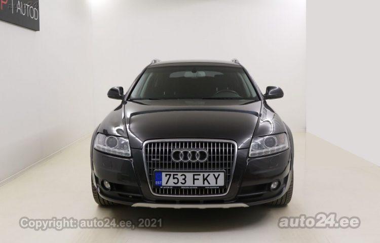Osta kasutatud Audi A6 allroad Quattro Executive 3.0  176 kW  värv  Tallinnas