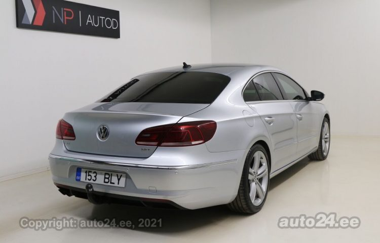 Osta kasutatud Volkswagen CC Sportback 2.0  147 kW  värv  Tallinnas